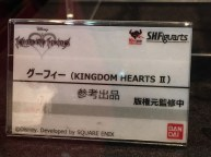 Tokyo Toy Show S.H.Figuarts Kingdom Hearts Goofy Details