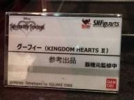 Tokyo Toy Show S.H.Figuarts Kingdom Hearts Goofy Details