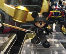 Tokyo Toy Show S.H.Figuarts Kingdom Hearts King Mickey