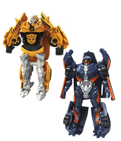 Transformers The Last Knight Autobots Unite Robot