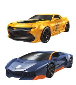 Transformers The Last Knight Autobots Unite Vehicle