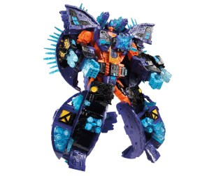 Transformers The Last Knight Converting Cybertron Robot
