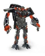 Transformers The Last Knight Flip-N-Change Hot Rod Robot