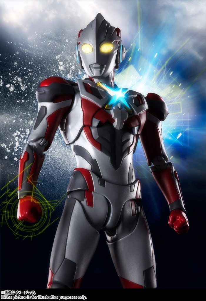 Shfiguarts Ultraman X Gomora Armor 4 Hero Club