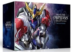 Funimation Announces Mobile Suit Gundam: Iron-Blooded Orphans Season Two Home Video Release Details