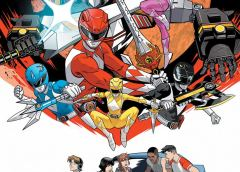 Power Rangers: Back to School One Shot Comic Announced