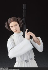 Official Images S.H.Figuarts Leia Organa (Star Wars Episode VI A New Hope) 4