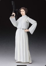 Official Images S.H.Figuarts Leia Organa (Star Wars Episode VI A New Hope)
