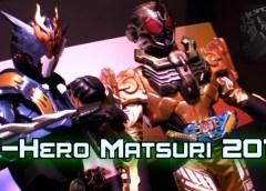 Kamen Rider X Super Sentai W-Hero Matsuri 2018