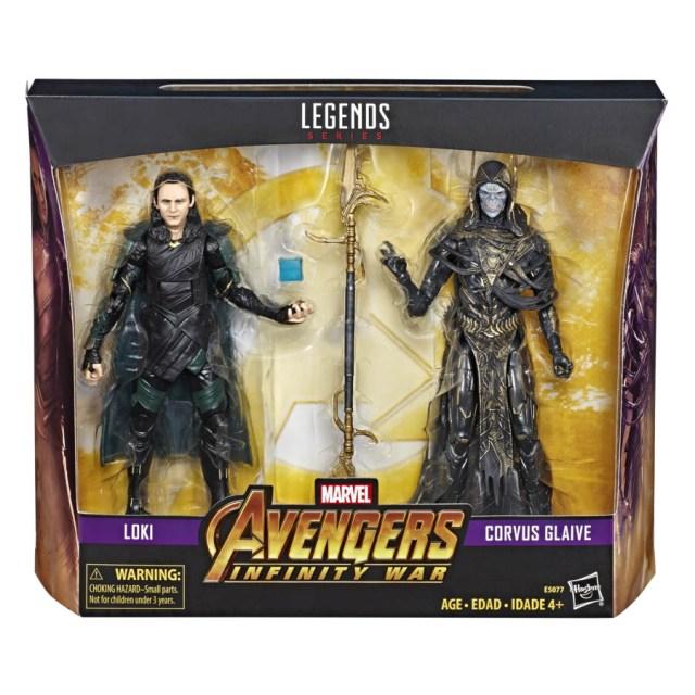 Loki and Glaive