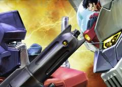 Mazinger Z & Transformers Crossover Manga Announced