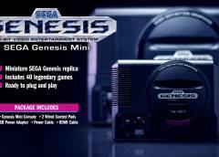 Sega Genesis Mini Games Revealed