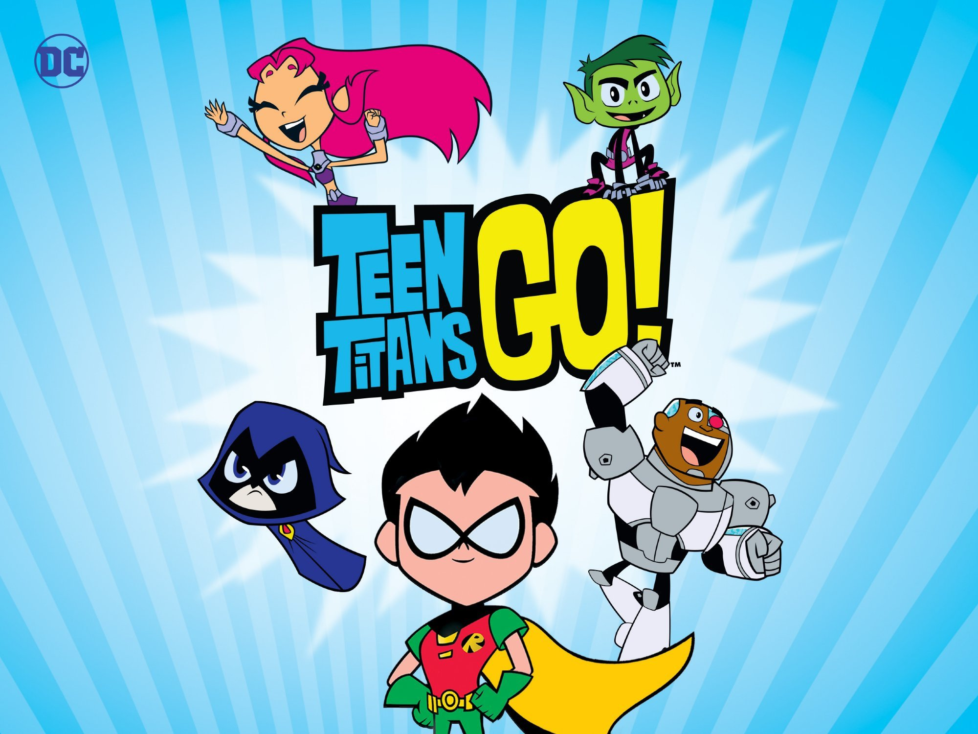 Teen Titans Go! To the Movies Trailer (mit Scott Menville)