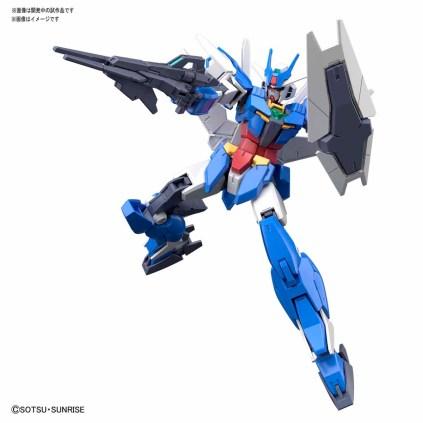 HGBD R 1-144 Earthree Gundam