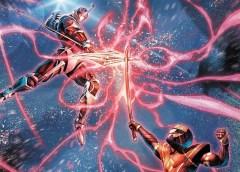 [Comic Review] Mighty Morphin Power Rangers Issue 45