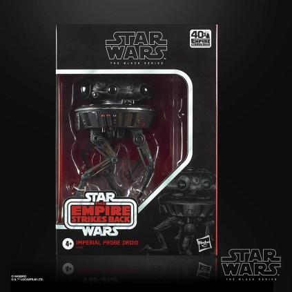 Star Wars Black Series 6 Inch 40th Probe Droid