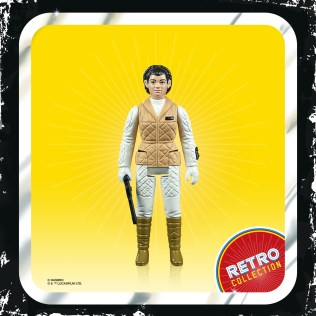 Star Wars Retro Collection Hoth Leia 2