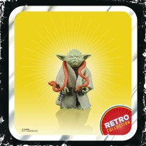 Star Wars Retro Collection Yoda
