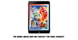 Wonderful 101 Remastered Kickstarter Digital Comic