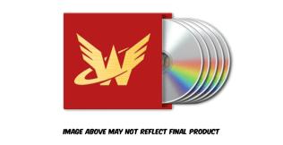 Wonderful 101 Remastered Kickstarter Vinyl
