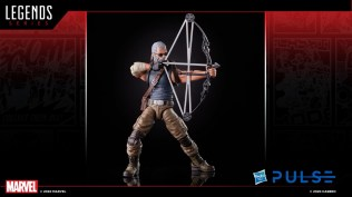 Fan First Friday 2020 Marvel Legends Old Man Hawkeye Alt