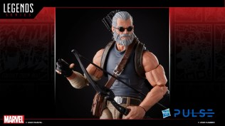 Fan First Friday 2020 Marvel Legends Old Man Hawkeye