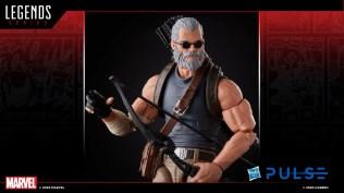 Fan First Friday 2020 Marvel Legends Old Man Hawkeye