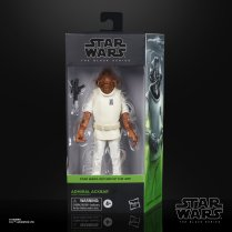 Star Wars the Black Series 6 Inch Admiral Ackbar Box