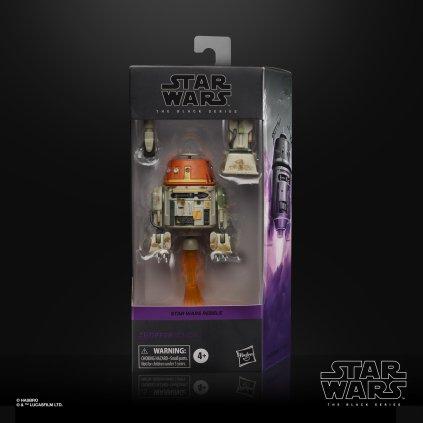 Star Wars the Black Series 6 Inch Chopper Box