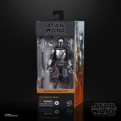 Star Wars the Black Series 6 Inch The Mandolorian Beskar Box
