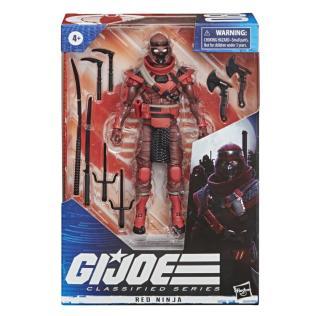 G.I. Joe Classified Series Red Ninja 9