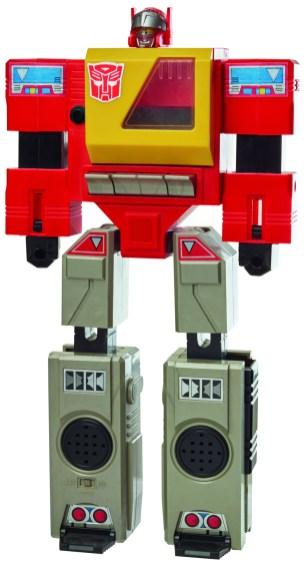 Transformers G1 Blaster Walmart Reissue 3