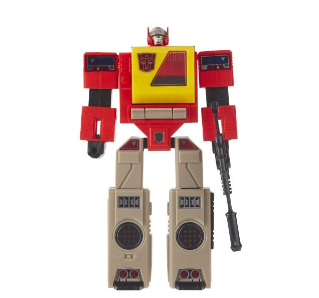 Transformers G1 Blaster Walmart Reissue 7