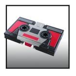Transformers RED Figures Soundwave 4