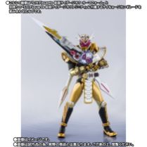 Premium Bandai S.H.Figuarts Kamen Rider Zi-O Ohma Form 4