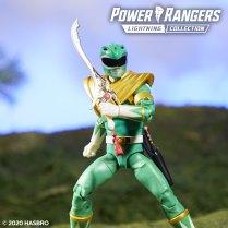 Power Rangers Lightning Collection MMPR Green 2
