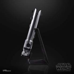 Star Wars Black Series Ahsoka FX Lightsaber 5