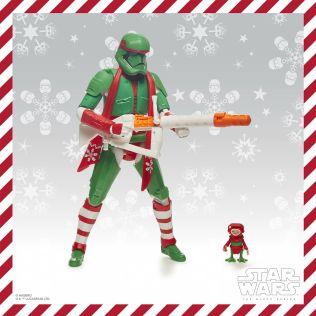Star Wars Black Series Holiday Edition Sith Trooper Alt