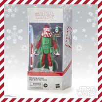 Star Wars Black Series Holiday Edition Snowtrooper Box
