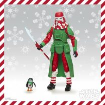 Star Wars Black Series Holiday Edition Snowtrooper