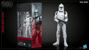 Star Wars Black Series Phase 1 Clone Trooper