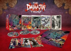 Arrow Video Announces The Daimajin Trilogy (Limited-Edition Blu-Ray)