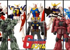 Gundam Infinity & Ultimate Luminous Action Figures Appear on Amazon