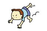 支持力 【目標】側転・跳び箱 片足クマさん
