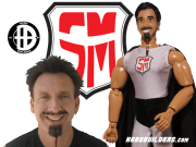Custom Action Figures that Look, Talk and Dress just like you, all this from just 2 images!