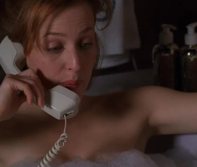 Gillian Anderson Nude The X Files  Se Video Best