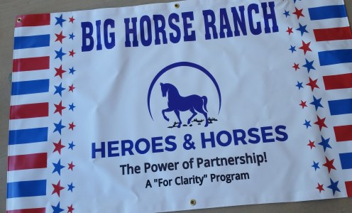 A New Ranch and Wonderful Volunteers