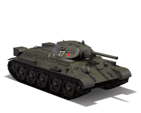 T-34/76 Model 1942 - Official Heroes & Generals Wiki