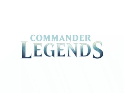 Commander Legends