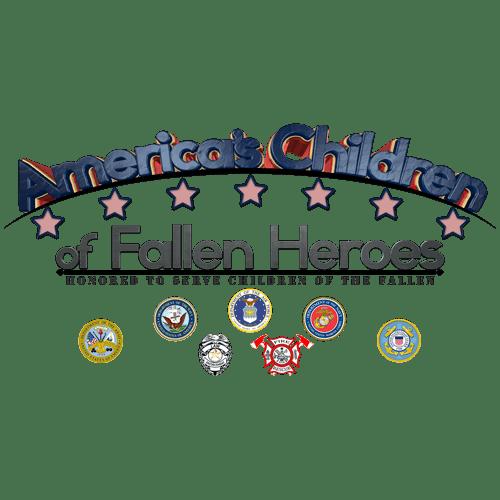 the America's Children of Fallen Heroes logo